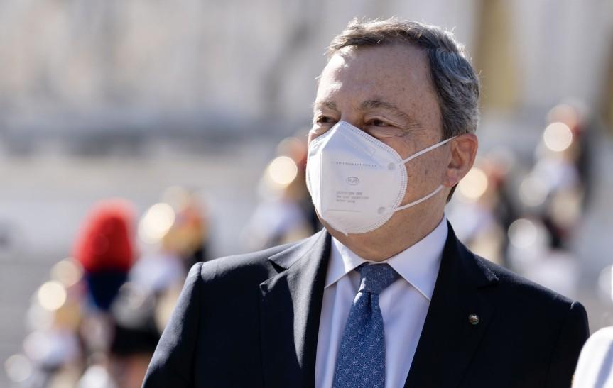 Italia: Per Mario Draghi nessun compenso comepremier
