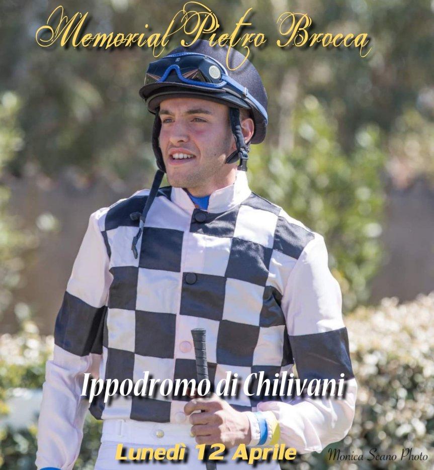 Ippica, Chilivani: Lunedì 12/04 la 6^ Corsa è dedicata alla memoria di Pietro AlbertoBrocca