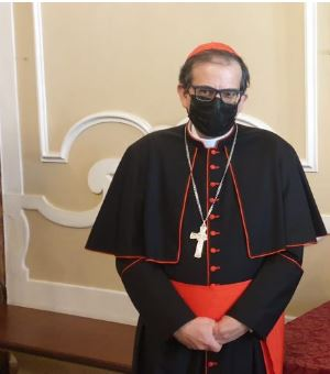 Siena, Il cardinale Lojudice incontra Ernesto Olivero: La nostra città si trasforma nella capitale dell'ecumenismo e dellapace