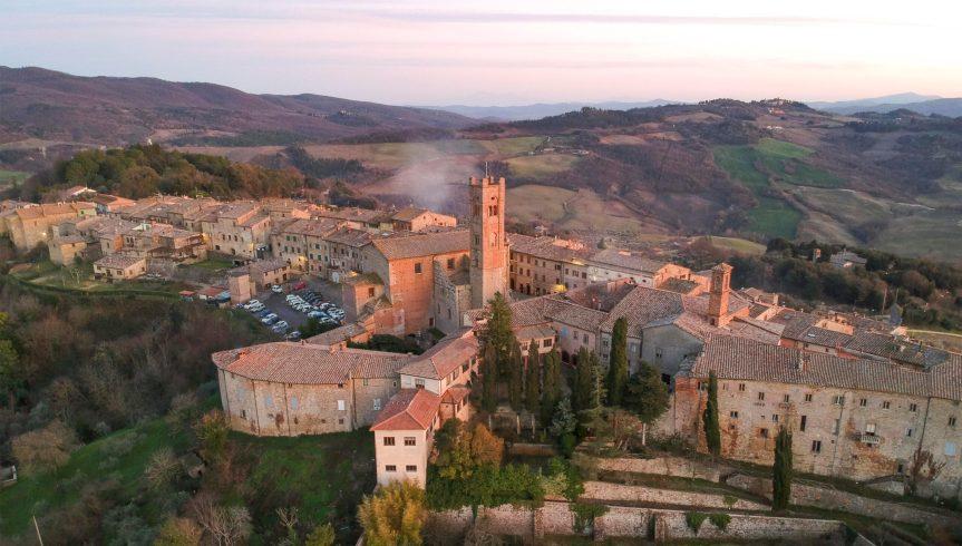 Provincia di Siena: Quattro nuovi percorsi bike in arrivo aRadicondoli