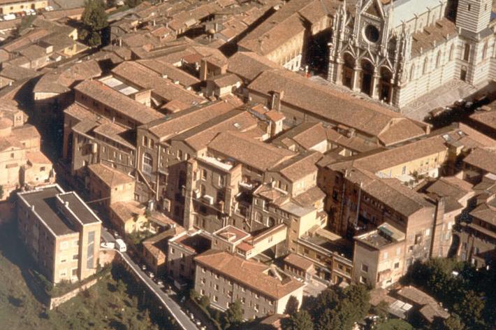 Siena:Gli anni dell'Ilaud, quando la nostra città era una capitale per learchistar
