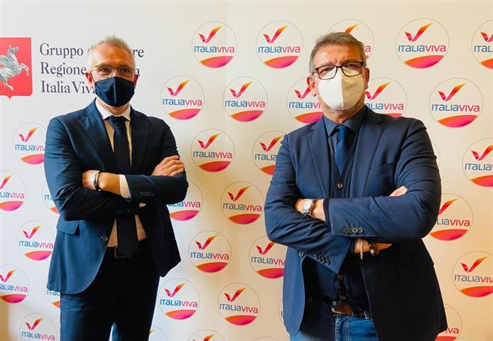"""Toscana, Scaramelli e Sguanci (Italia Viva): """"Estendere il coprifuoco oltre le 22 ed eliminarlo entroluglio"""""""
