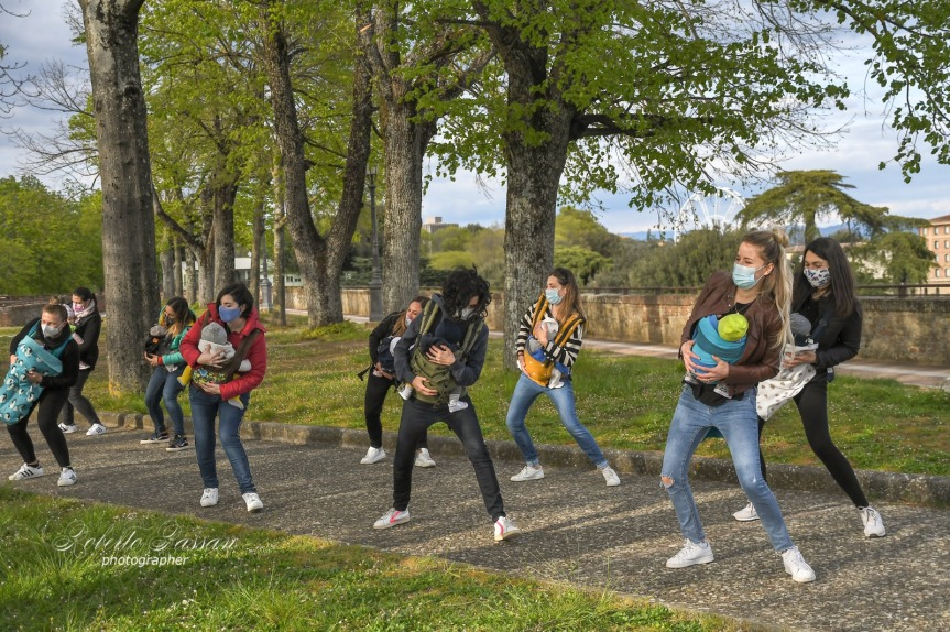 """Siena, Il ballo in Fortezza delle """"Mamme di Marghe"""": """"Il nostro, un messaggio di ottimismo evitalità"""""""
