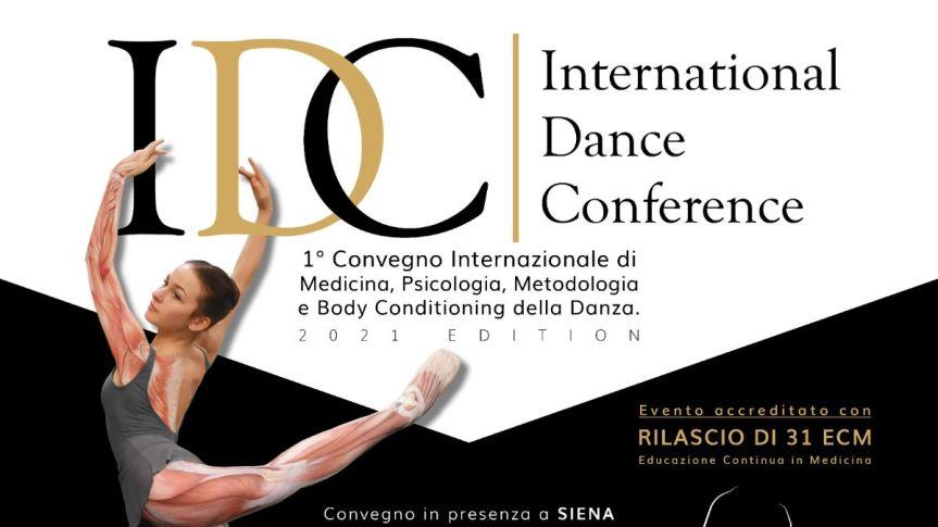 Siena: Danza, a Luglio la International DanceConference
