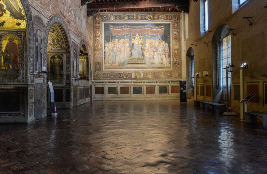 Siena: Riparte la cultura, dal 30 aprile riapre il MuseoCivico