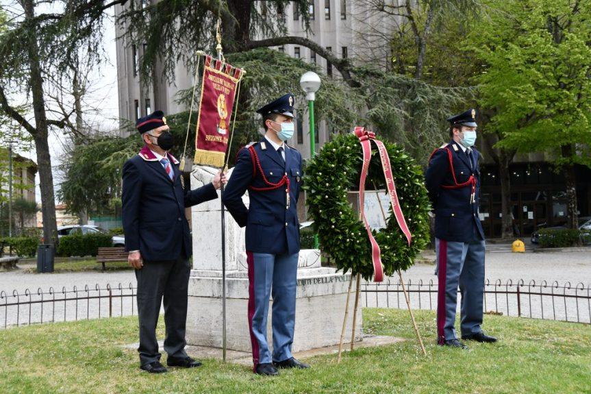 Siena: La Polizia di Stato ha celebrato i 169 anni dallafondazione