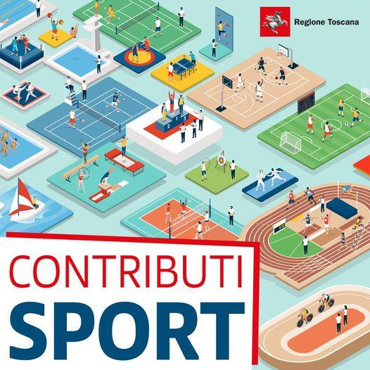 Toscana: Al via Bando da 1,8 milioni di Euro per lo sportregionale