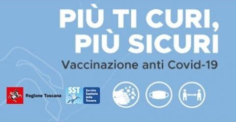 Provincia di Siena: Vaccino, agende aperte per gli over70