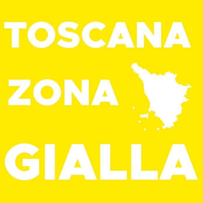 Toscana: Oggi 14/05 Coronavirus, 529 casi. Toscana ancora in zonagialla