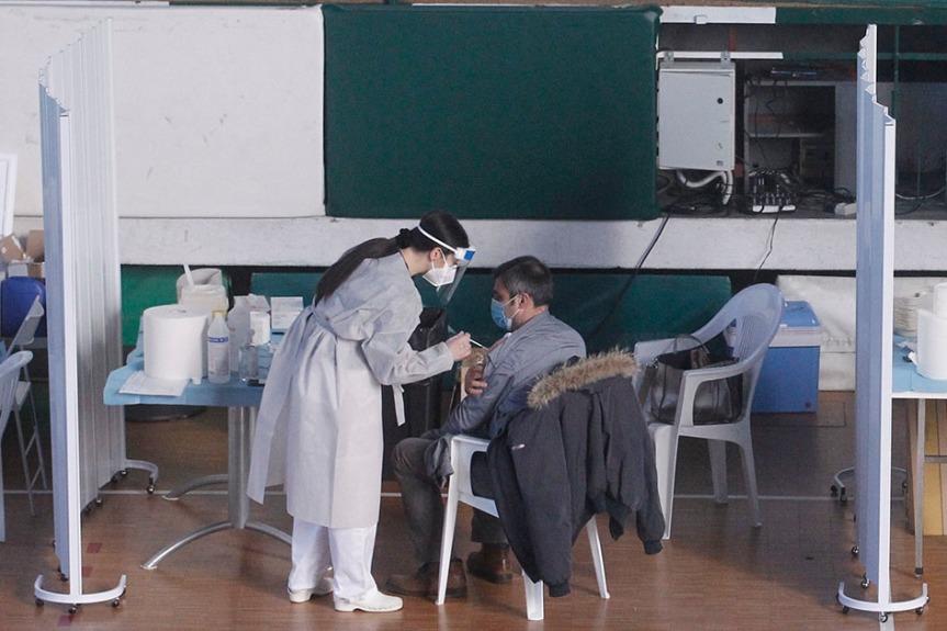 "Toscana, Vaccini, Giani: ""Oltre 30mila dosi somministrate oggi, 16mila agliover80"""