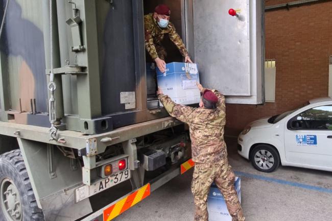 Toscana, Vaccino Johnson & Johnson: Arrivata la prima fornitura con 2.500 dosi per la Asl Toscana sudest