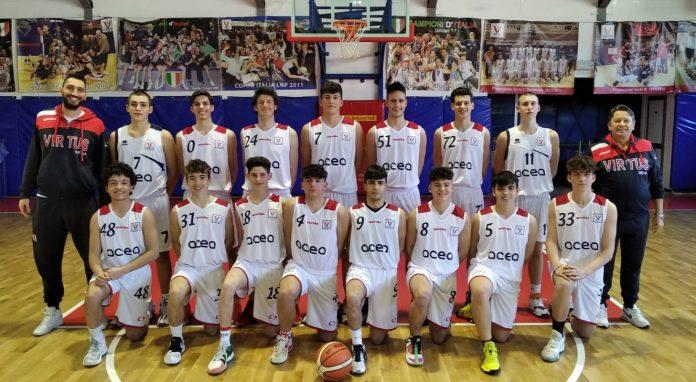 Siena, Virtus: Gli Under 16 vincono a Prato, Under 18 sconfitti adArezzo