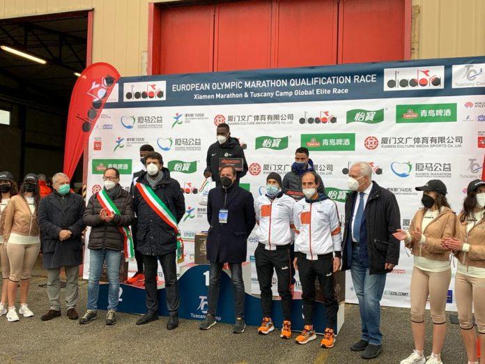 """Siena, Grande spettacolo ad Ampugnano per la Tuscany Camp Marathon: """"Evento daripetere"""""""