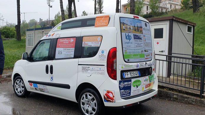 """Siena: Società della Salute, nuovo mezzo per trasporto disabili grazie a """"Progetti delCuore"""""""