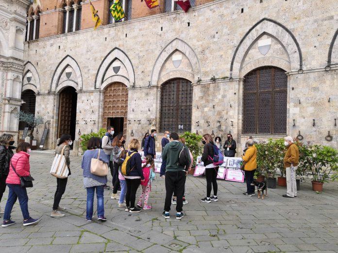 """Siena: Grande successo della prima iniziativa di """"Aspettando il Girod'Italia"""""""
