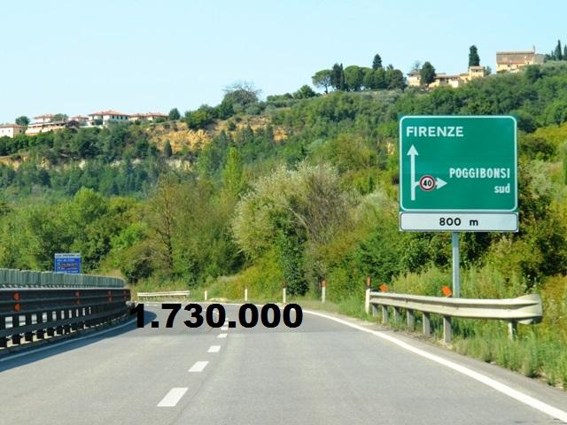Massi Lo Sà, Nuovo Record del Blog: Raggiunta quota 1.730.000visite