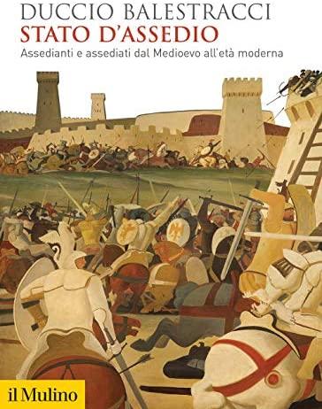Siena: Oggi 21/06 alle Logge del Papa Duccio Balestracci presenta il suo libro: 'Statod'assedio'