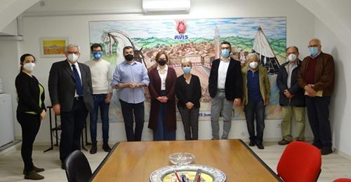 Siena: Avis, ampliati e rinnovati i locali della sede di ViaMattioli