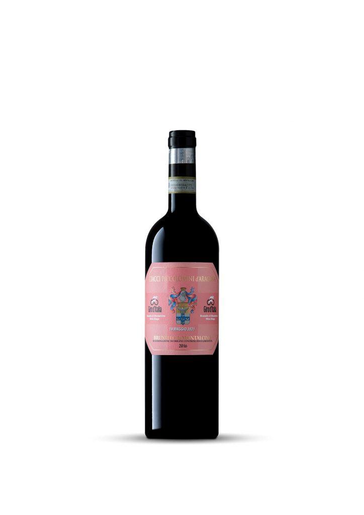 Provincia di Siena, Una bottiglia speciale per un evento speciale: Ciacci Piccolomini d'Aragona veste di rosa ilBrunello