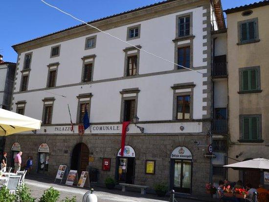 """Palio di Castel del Piano: L'Amministrazione Comunale di Castel del Piano ricorda Andrea Mari detto """"Brio"""""""