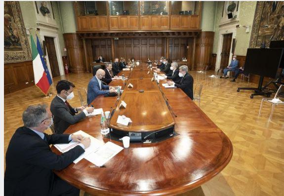Italia: Insediamento del Comitato interministeriale per la transizione ecologica –CITE