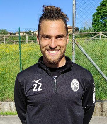 Siena, Acn Siena: Narduzzo fra i migliori portieri in D e 25 biglietti perTrastevere