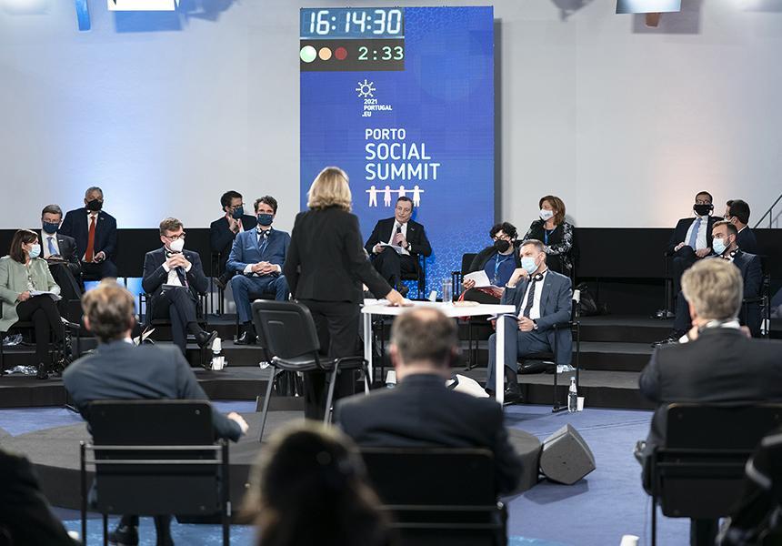 Italia: Draghi partecipa al Porto Social Summit, al Consiglio Europeo informale e alla videoconferenza del VerticeUE-India