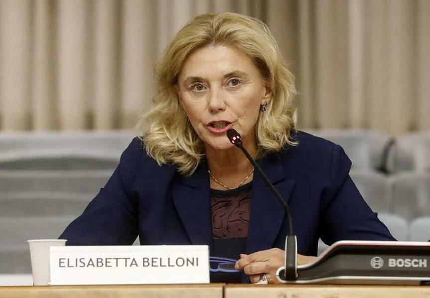 Italia: Il Presidente Draghi nomina Elisabetta Belloni Direttore generale delDis