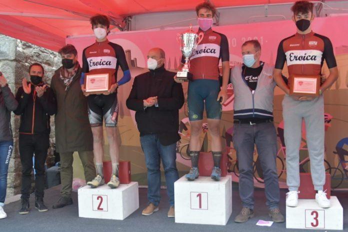 Siena e Provincia, Sulle strade del Giro: Martin Svrcek vince la prima edizione di EroicaJuniores