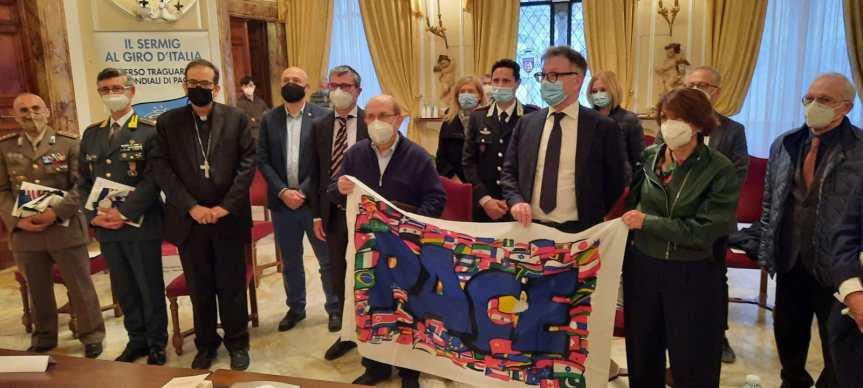 Siena: Ernesto Olivero ricevuto dal cardinale Lojudice e dalle principali istituzionicittadine
