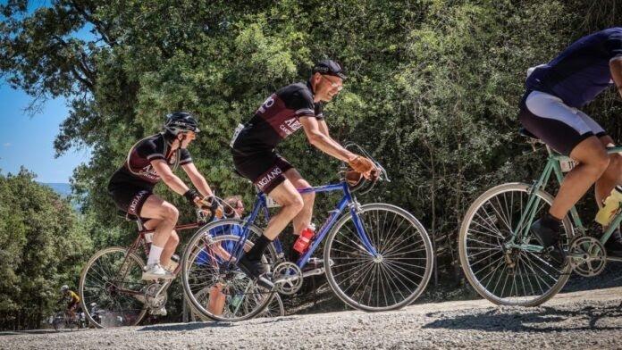 Siena, Eroica Montalcino: festa grande per 1390 ciclisti alvia