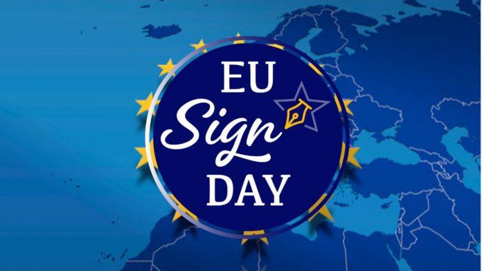 Toscana: Primo Eu Sign Day, cittadini europei a supporto delleEci