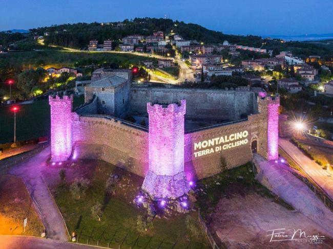 Provincia di Siena: Giro d'Italia, il 19 maggio arriva a Montalcino la Brunello WineStage