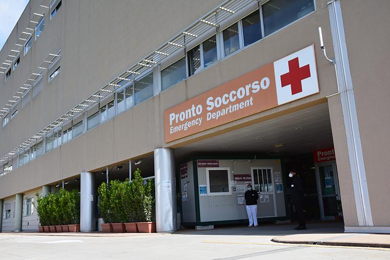 Siena: Incidente stradale, anziana trasportata in gravi condizioni alleScotte