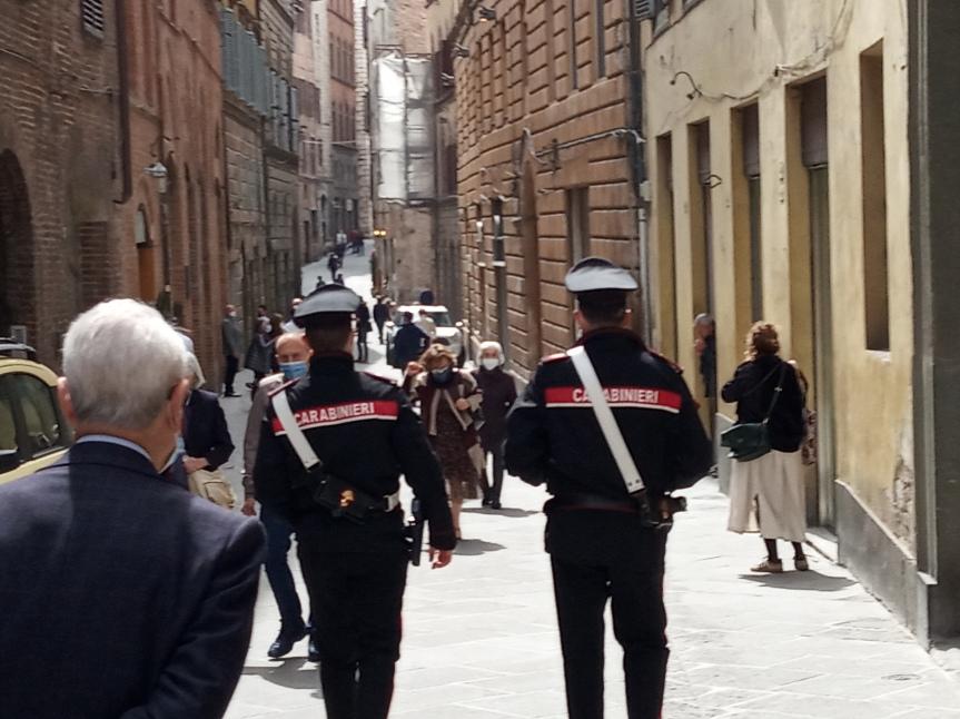 Siena, Festa dell'Arma dei Carabinieri: Ecco tutte le iniziativemediatiche