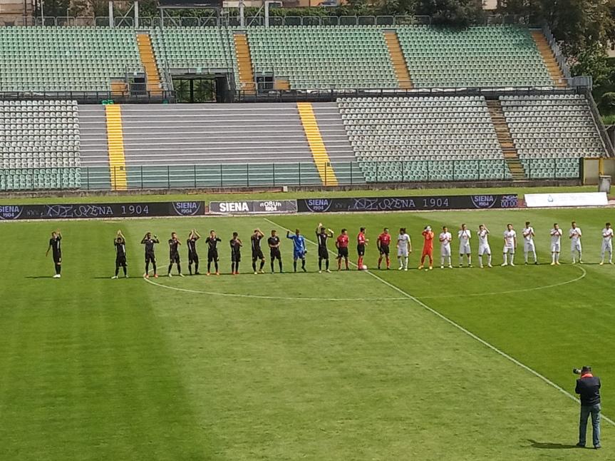 Siena, Acn Siena: Siena crolla in casa contro il San Donato2-3