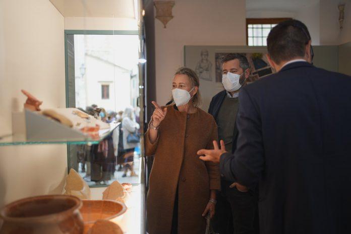 Siena: San Casciano Bagni, ecco il nuovo percorso espositivo alle StanzeCassianensi