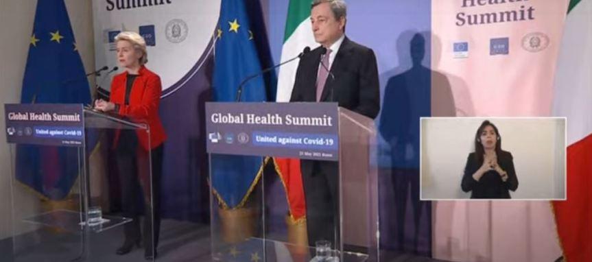 Italia: Global HealthSummit