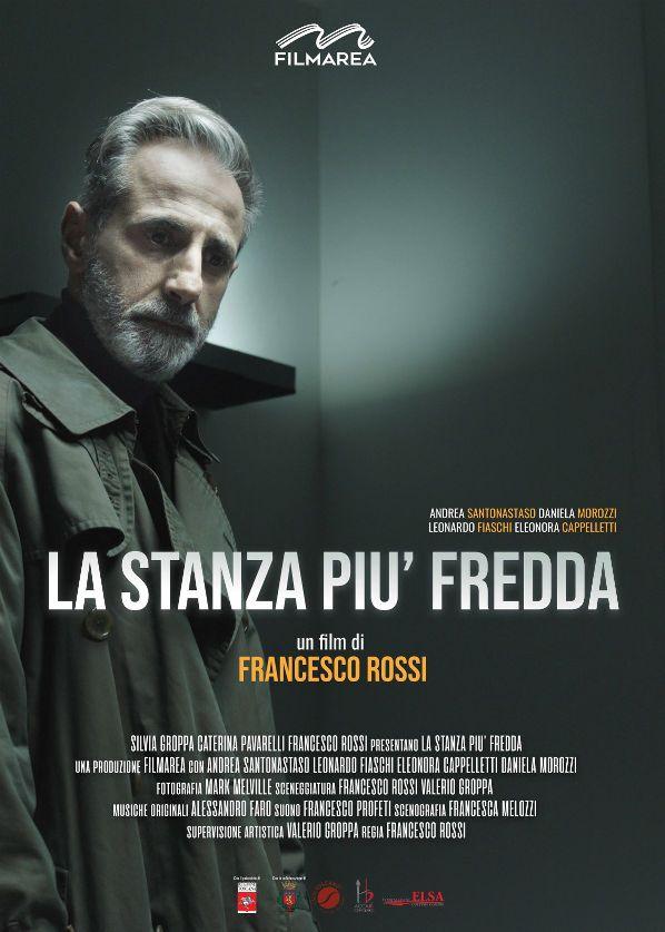 """Provincia di Siena: """"La Stanza Più Fredda"""" del poggibonsese Francesco Rossi selezionata allo Short Film Corner diCannes"""