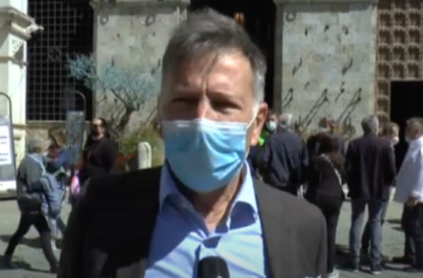 """Siena, Comunali, De Mossi risponde a Picchi: """"Lo ringrazio ma sulla mia ricandidatura sentiamo partiti edelettori"""""""