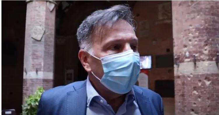 Siena, Europei di calcio: ordinanza del sindaco De Mossi per schermi e televisori all'esterno di bar elocali