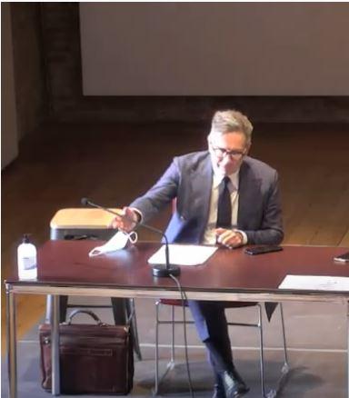 """Siena, De Mossi: """"Franci? Dialogo con tutti, ma su un piano di parità. Siena Jazz? No aituttologi"""""""