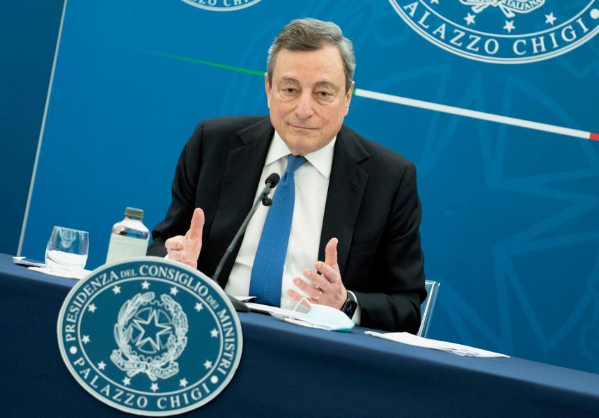 Italia: Incidente Mottarone, dichiarazione del PresidenteDraghi