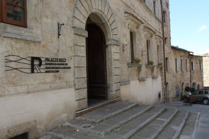 """Provincia di Siena: """"Suoni d'Autunno"""", musica da camera a Palazzo Ricci diMontepulciano"""