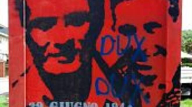 Toscana, Sfregiato monumento ai partigiani: La condanna di Giani eNardini