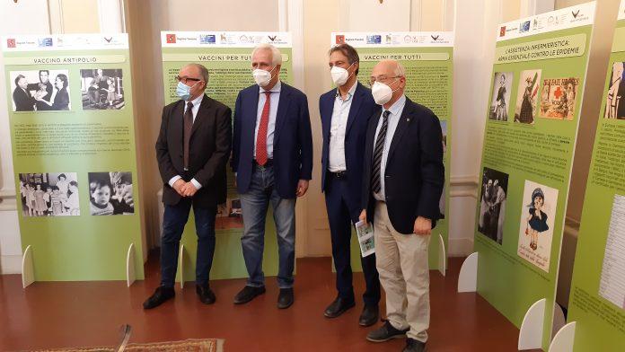 Toscana: Dalla peste al Covid 19, una mostra itinerante racconta la lotta dell'uomo contro ivirus