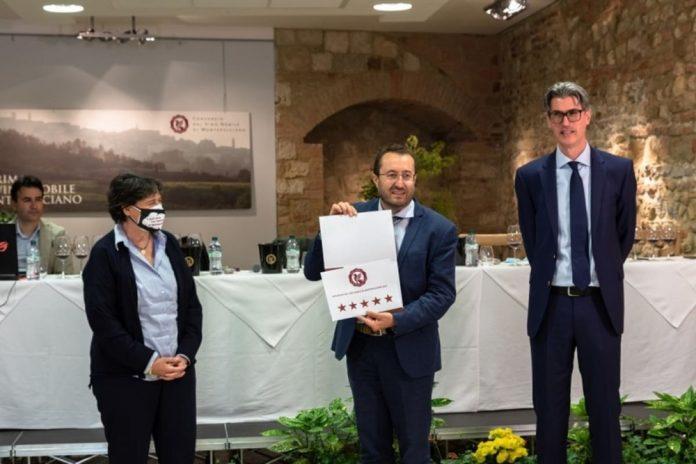 Provincia di Siena: Vino Nobile di Montepulciano, l'annata 2020 è a cinquestelle