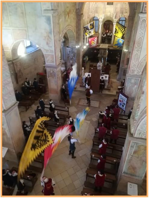 Palio di Feltre: Comunicato Stampa su Santa Messa di San Vittore e Nomina Arista delDrappo