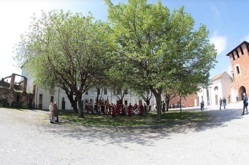 Palio di Legnano: oggi 08/05 Comunicato Stampa Collegio dei Capitani sulle riprese nel Castello per un cortometraggio sulPalio