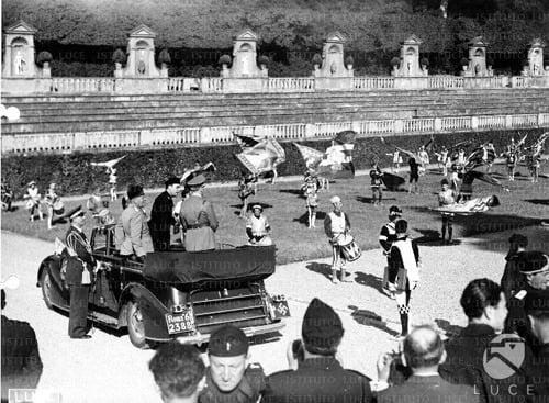 Palio di Siena, 9 maggio 1938: Quella che fu una giornataparticolare